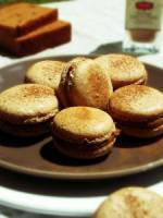 Macarons saveur pain d\'épice