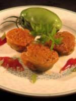 Mes beignets croustillants de tomates vertes