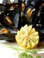 Moules � la marini�re