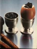 Oeuf cocotte Faugeron pur�e de truffes fra�ches