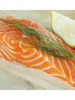 Pave de saumon au bbq ou au four