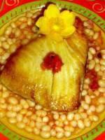 Pav�s de thon blanc et cocos de Paimpol