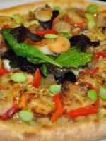 Pizza gastronomique L'EPURE