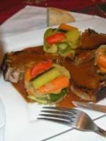 Poêlée de légumes à l'orientale