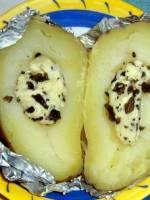 Pomme de terre et Truffes fraîches