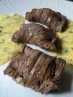 Ravioles de viande farcies au fromage