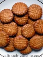 Breton biscuits