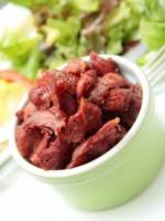 Duck Gizzards Salad