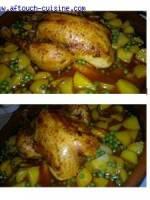 Tajine de poulet �pic�
