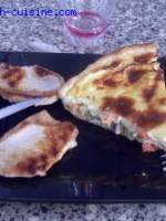 Tarte julienne de l�gumes au curry