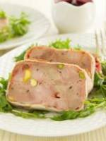 Duck Terrine Forestiere