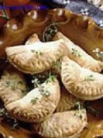 Cornes de gazelle à la pâte d\'amande