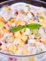 salade de maïs